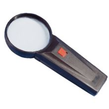 Peltec Illuminated Magnifying Glass
