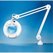 Peltec Classic Round Magnifier Lamp