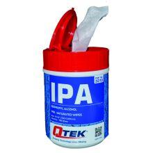QTEK Pure IPA Wipes