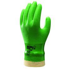 Showa PVC Knit Wrist Gloves