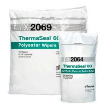 Texwipe ThermaSeal 60 Dry Wipes