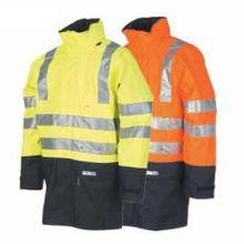 Sioen Marex Hi-Vis F/R AST Rain Jackets