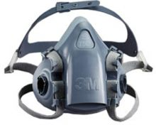3M 7500 Series Soft Silicone Half Masks
