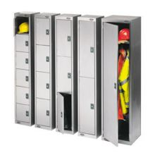 Pelstor Stainless Steel Lockers