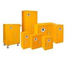 Pelstor Mobile Flammable Storage Cabinet