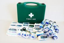 Dependable 50 Person HSA First Aid Kit