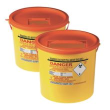 Daniels Healthcare Sharps Container Wide