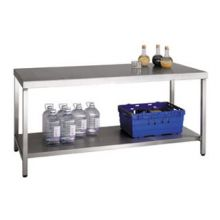Pelstor Stainless Steel Workbench & Shelf