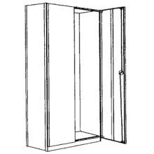 Pelstor Double Doors