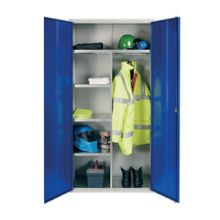 Pelstor PPE Clothing and Equipment Cabinet