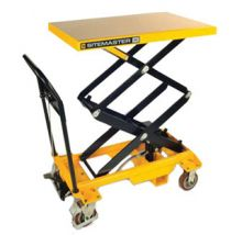JCB Double Scissors Lift Table