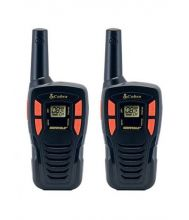Cobra AM245 Walkie Talkie Radio Twin Pack