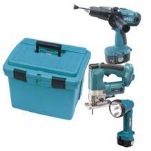 Makita 18V MXT Drill & Jigsaw Kit