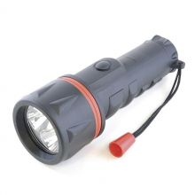 Peltec LED Rubber Torch