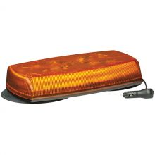 VisionAlert Reflex LED Minibar Amber