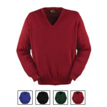 Balmoral V-Neck Pullover
