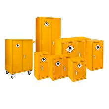 Pelstor Mobile Flammable Storage Cabinet