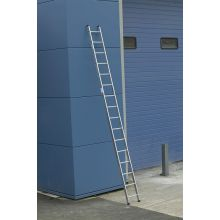 Bratts Ladders 1 Section Aluminium Ladder