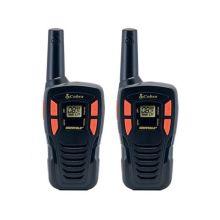 Cobra AM245 Walkie Talkie Radio Twin Pack