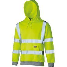 Dickies Hi-Vis Hooded Sweatshirts