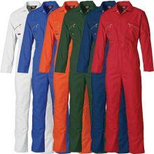 Dickies Redhawk Zip Boiler Suits