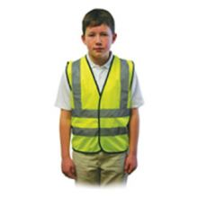 Dependable Junior Hi-Vis Vests