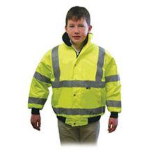 Dependable Hi-Vis Junior Bomber Jackets