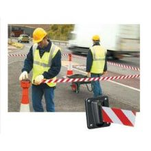 Dependable Retractable Barrier System Receiver Clip