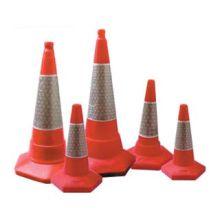 Dependable Reflectorised Traffic Cones