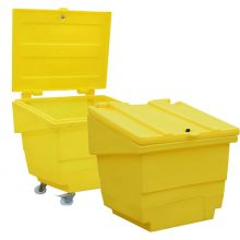 Dependable Grit Storage Containers