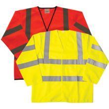 Dependable Hi-Vis Vest Long Sleeves
