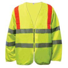Dependable Hi-Vis Biker Jackets