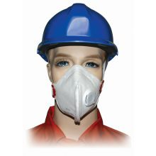 Dependable FFP3 Flat Fold Valved Respirator