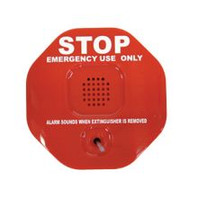 Dependable Extinguisher Anti-Theft Device