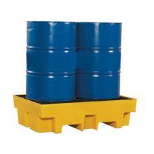 Dependable 2-Drum Spill Pallet