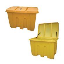Dependable Polyethylene Storage Bin