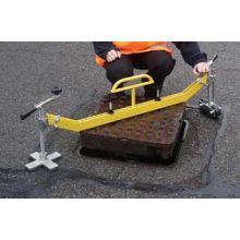Dependable Manhole Cover Swinger