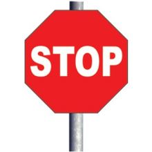 Dependable Stop Sign Metal