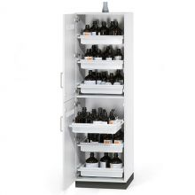 Dueperthal Acid and Lye Storage Cabinet