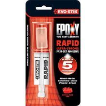 EVO-STIK Epoxy Rapid Syringe