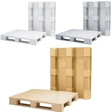 Walther Hygienic Clean Pallets