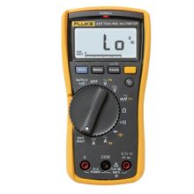 Fluke Electricians Meter with Non-Contact Voltage