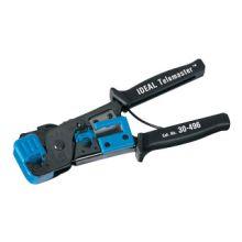 Ideal RJ11/RJ45 Crimp- Cut and Strip Tool