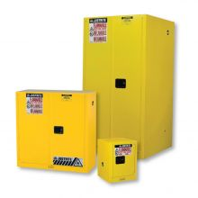 Justrite EX Flammable Safety Cabinets
