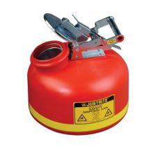Justrite Liquid Disposal Cans