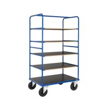 Kongamek Multi-Shelf Trolley