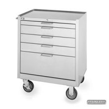 Metro Stainless Steel Mobile Cabinet