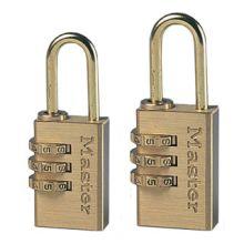 Master Lock Combination Padlock- 3 Digit