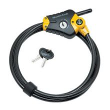Master Lock Security Cable with Lock