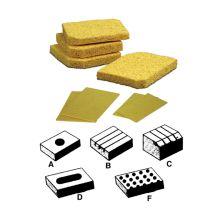 Plato Tip Cleaning Sponge for Weller® 511518 with Multiple Holes